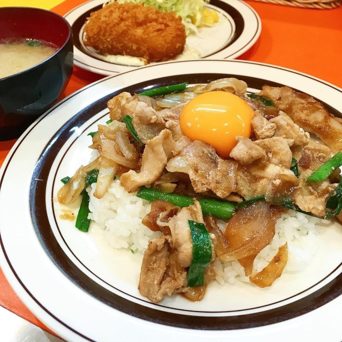 【池袋東口】用超值價格品嘗營養均衡與大份量的定食套餐|キッチンABC 池袋東口店