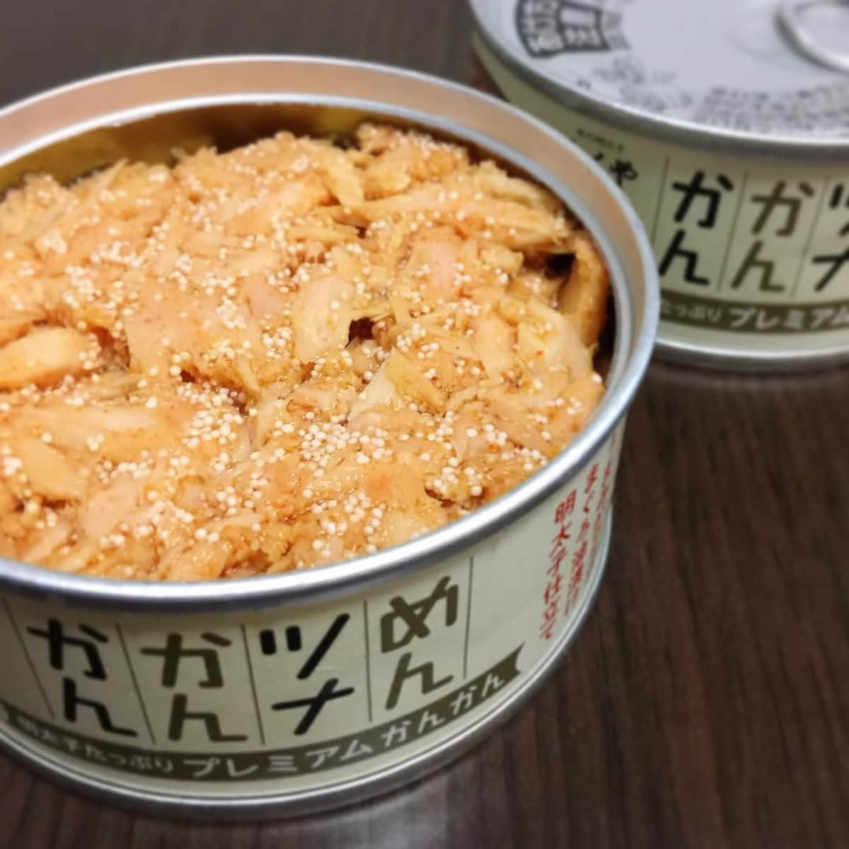 拌飯拌麵皆好用!超人氣的明太子鮪魚罐頭