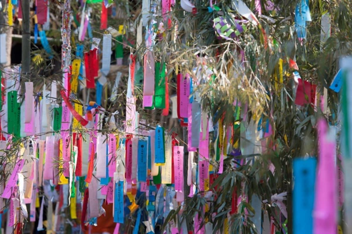 祈願一年一度相會與願望成真的「七夕祭」