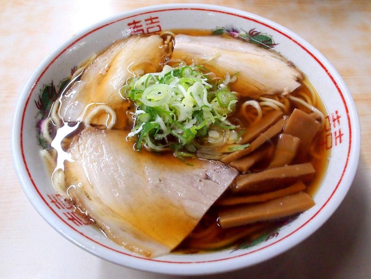 도쿄: 쇼유 라멘