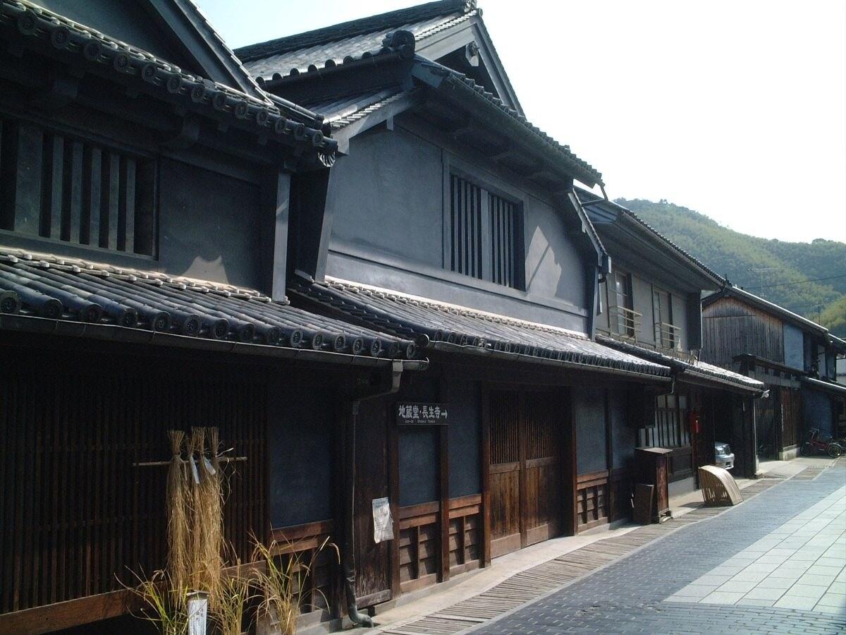 1. เมืองทาเคฮาระ  จังหวัดฮิโรชิม่า