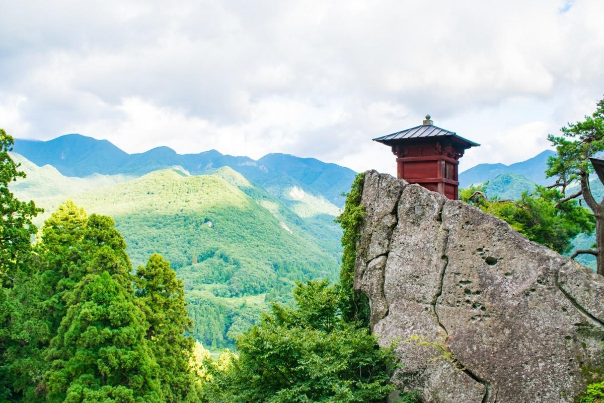 平和寧靜的大自然