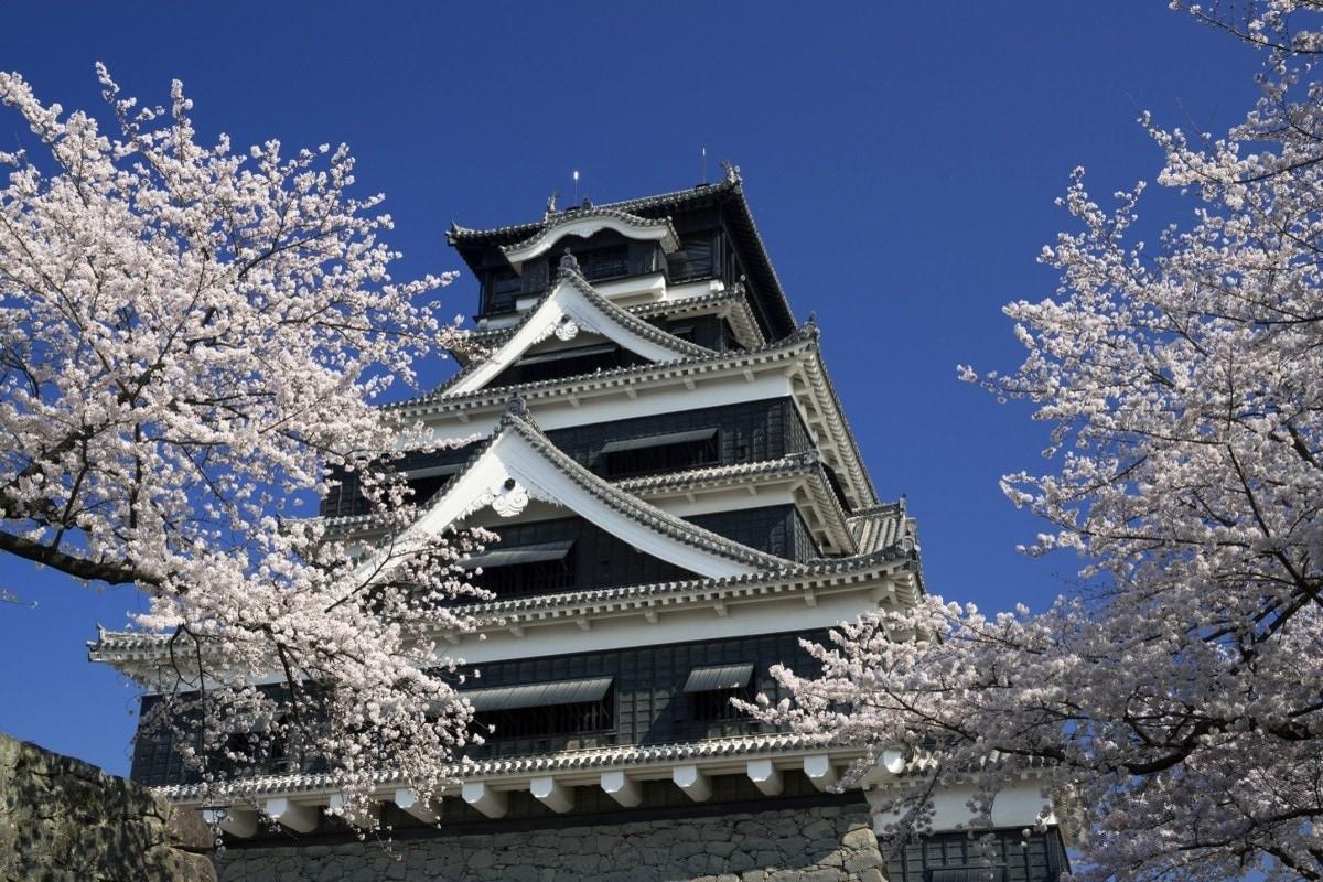 日本三大名城①熊本「熊本城」