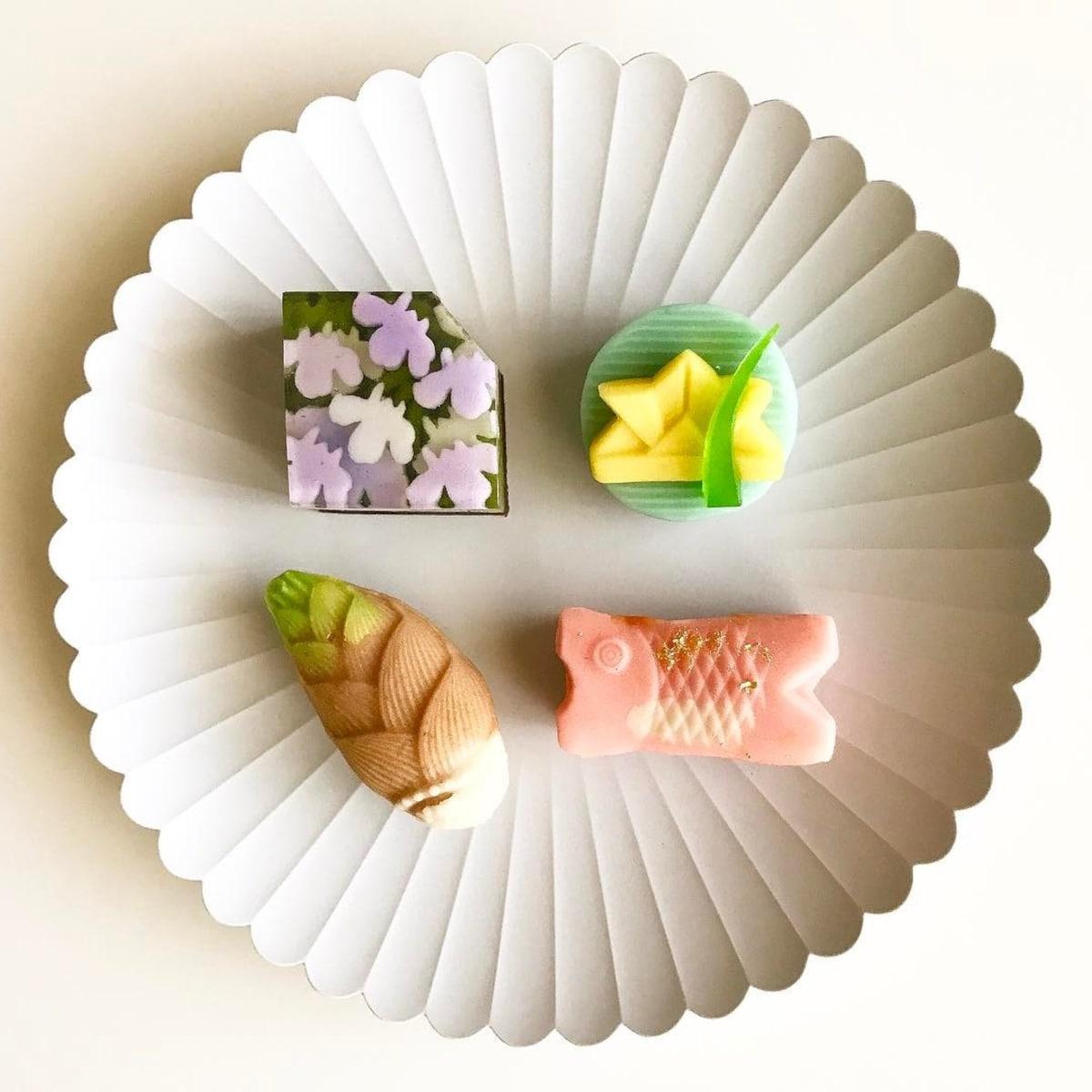 눈으로 맛보고 혀로 즐기는 일본 화과자의 역사