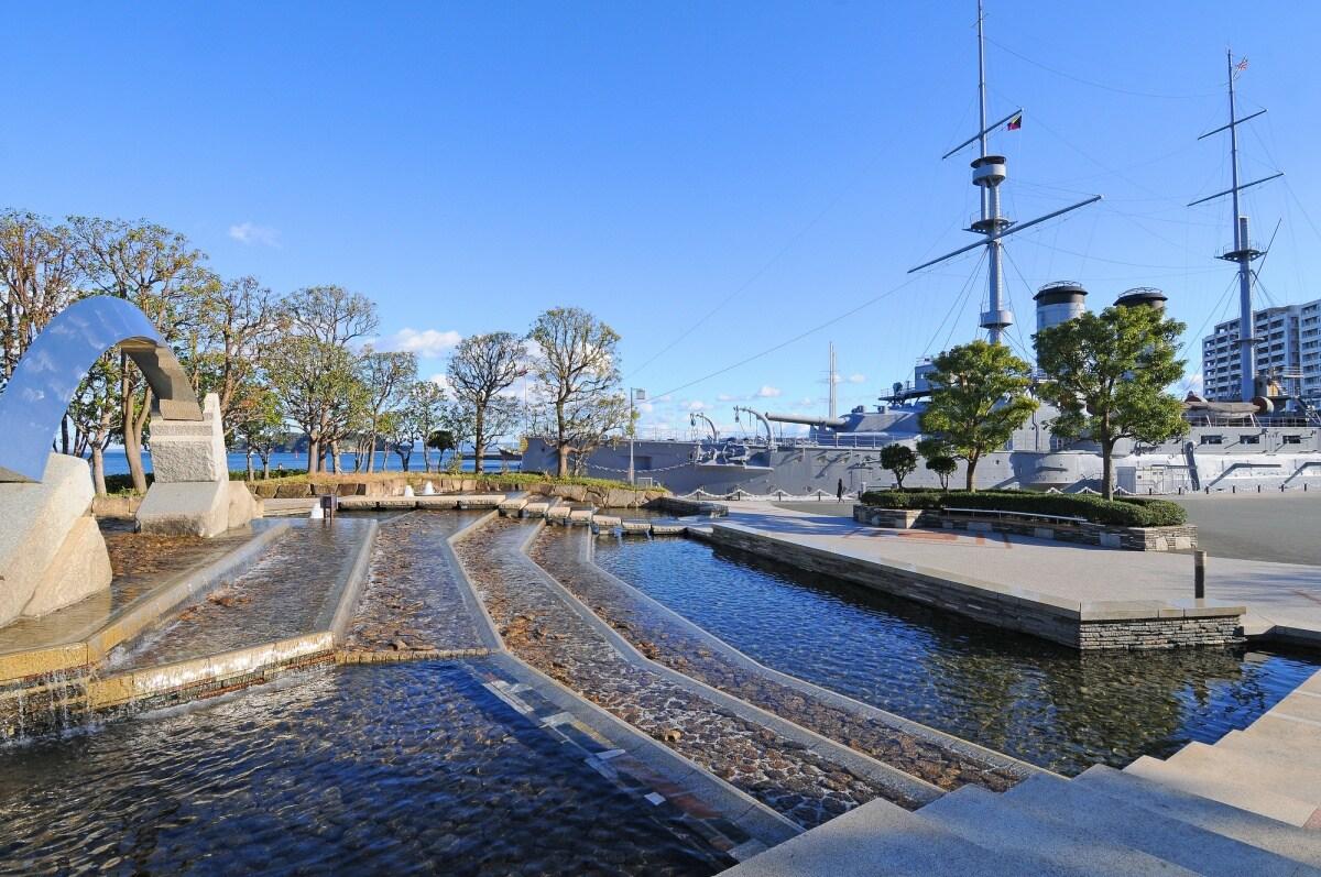 海天一線風景藝文區「橫須賀美術館」