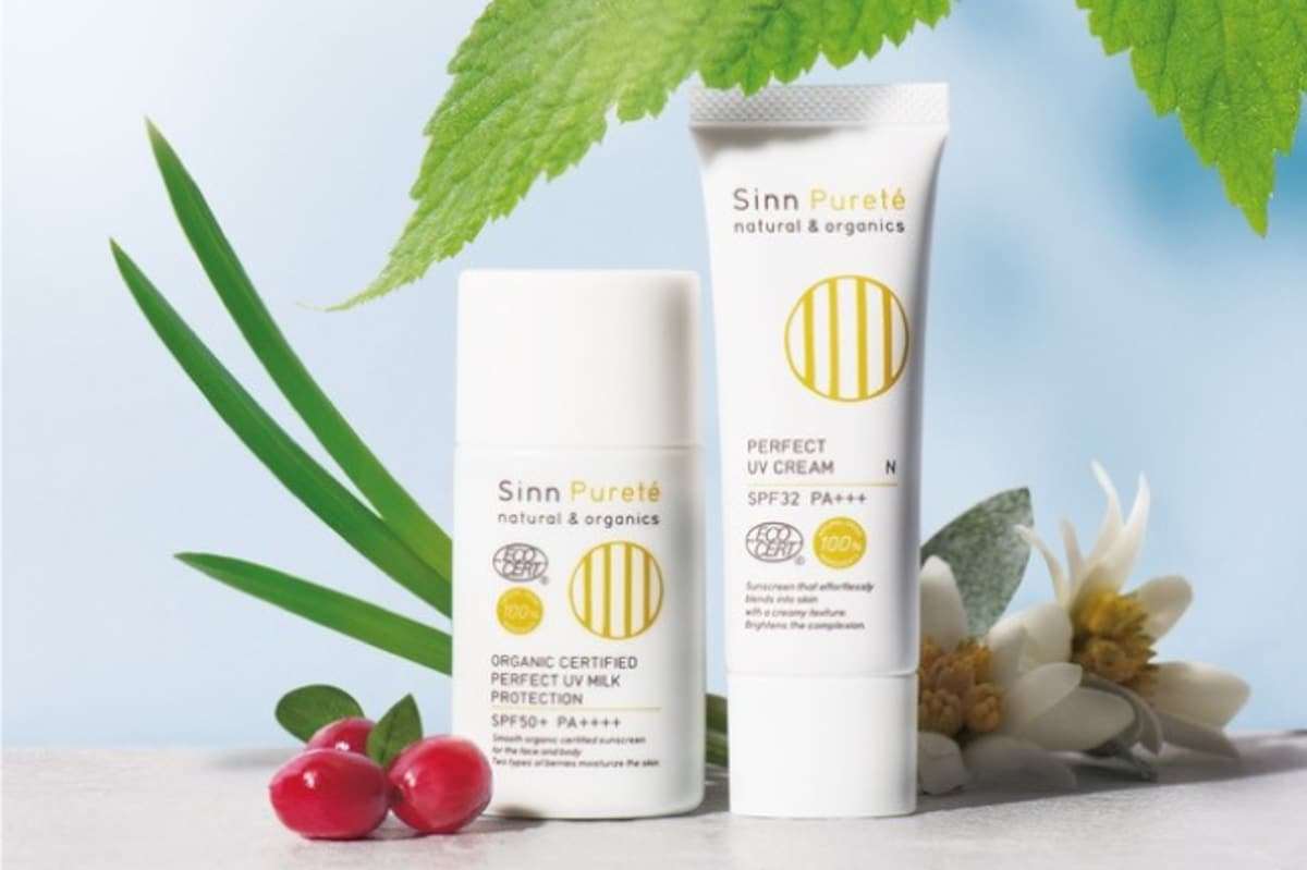 Sinn Pureté 質地柔軟的水性防曬乳