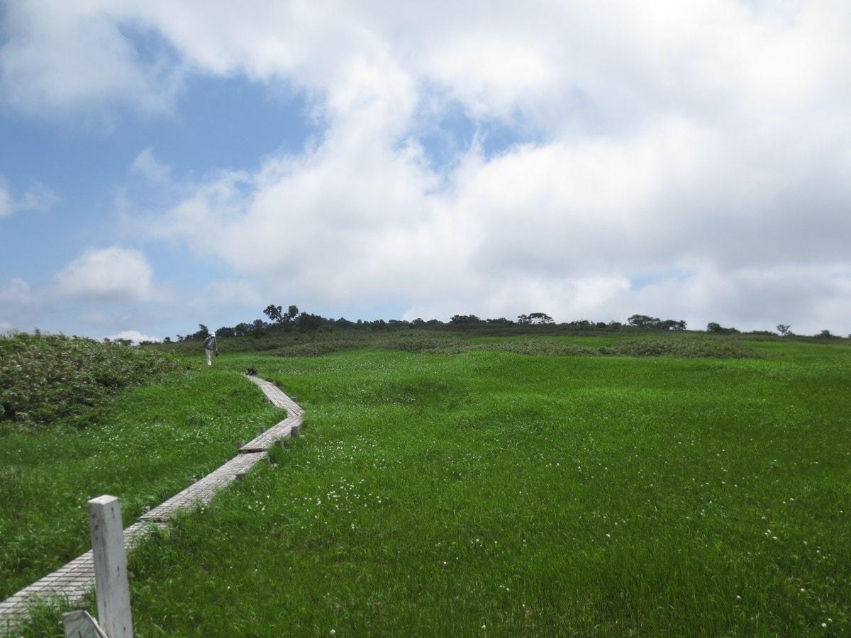 田代岳縣立自然公園|神之田