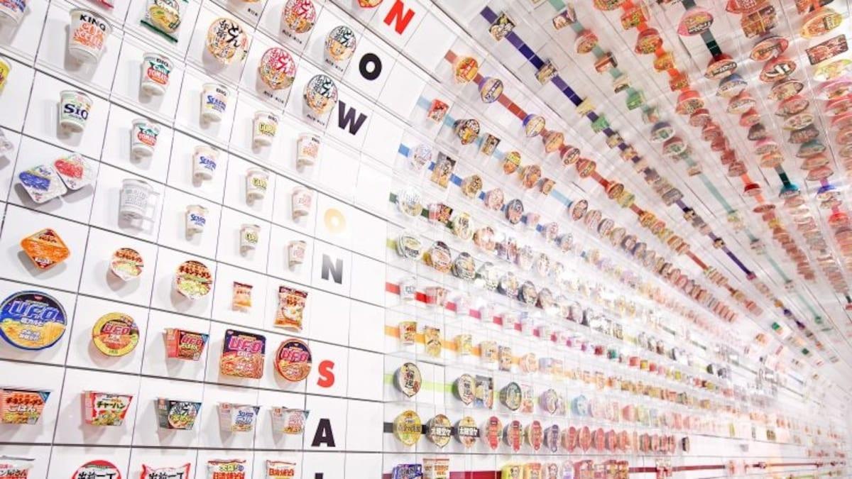 1.พิพิธภัณฑ์บะหมี่กึ่งสำเร็จรูป หรือ Momofuku Ando Instant Ramen Museum ที่ จ.โอซาก้า