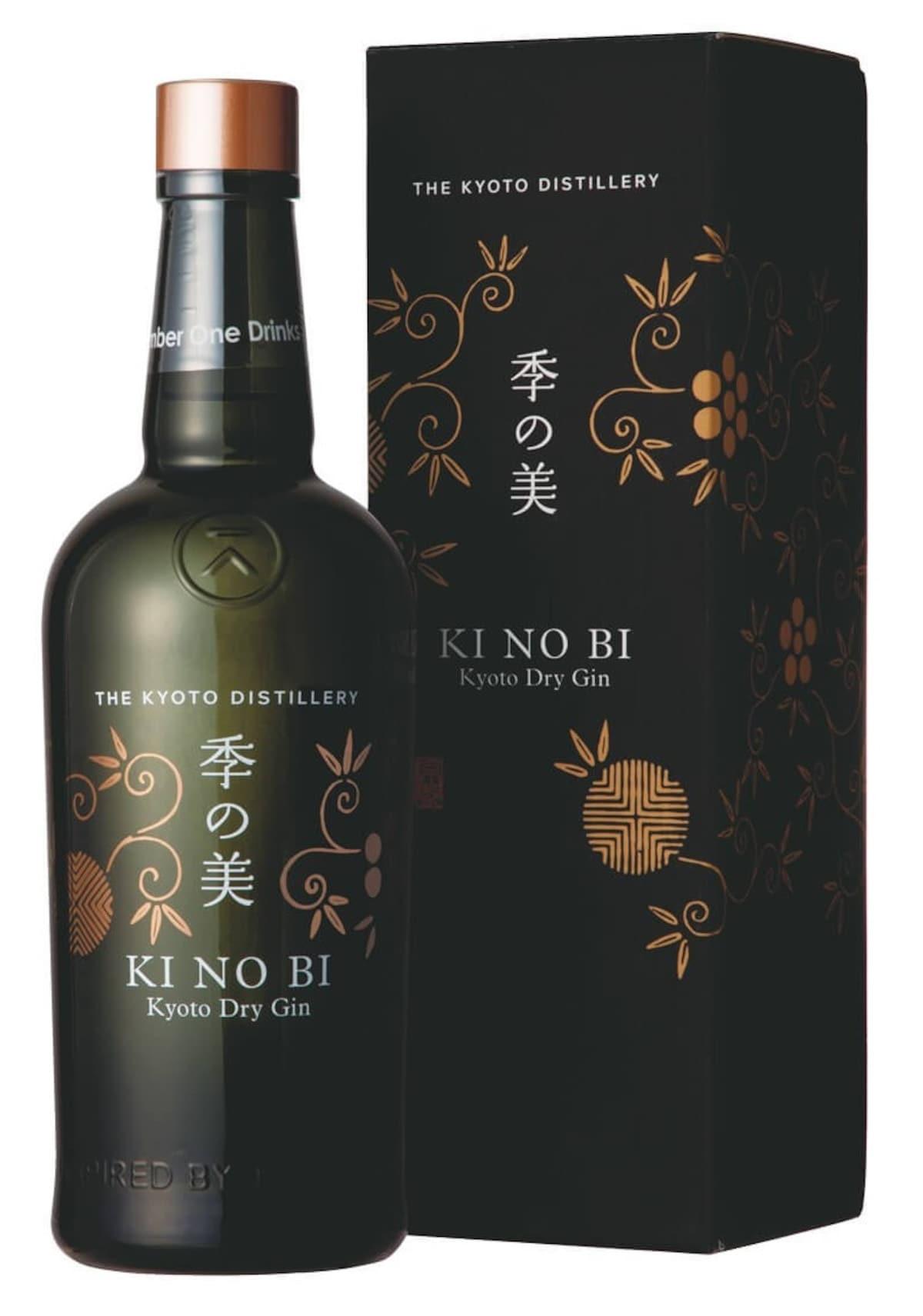 濃濃和風的京都!擁有最佳比例的手工琴酒「季之美」