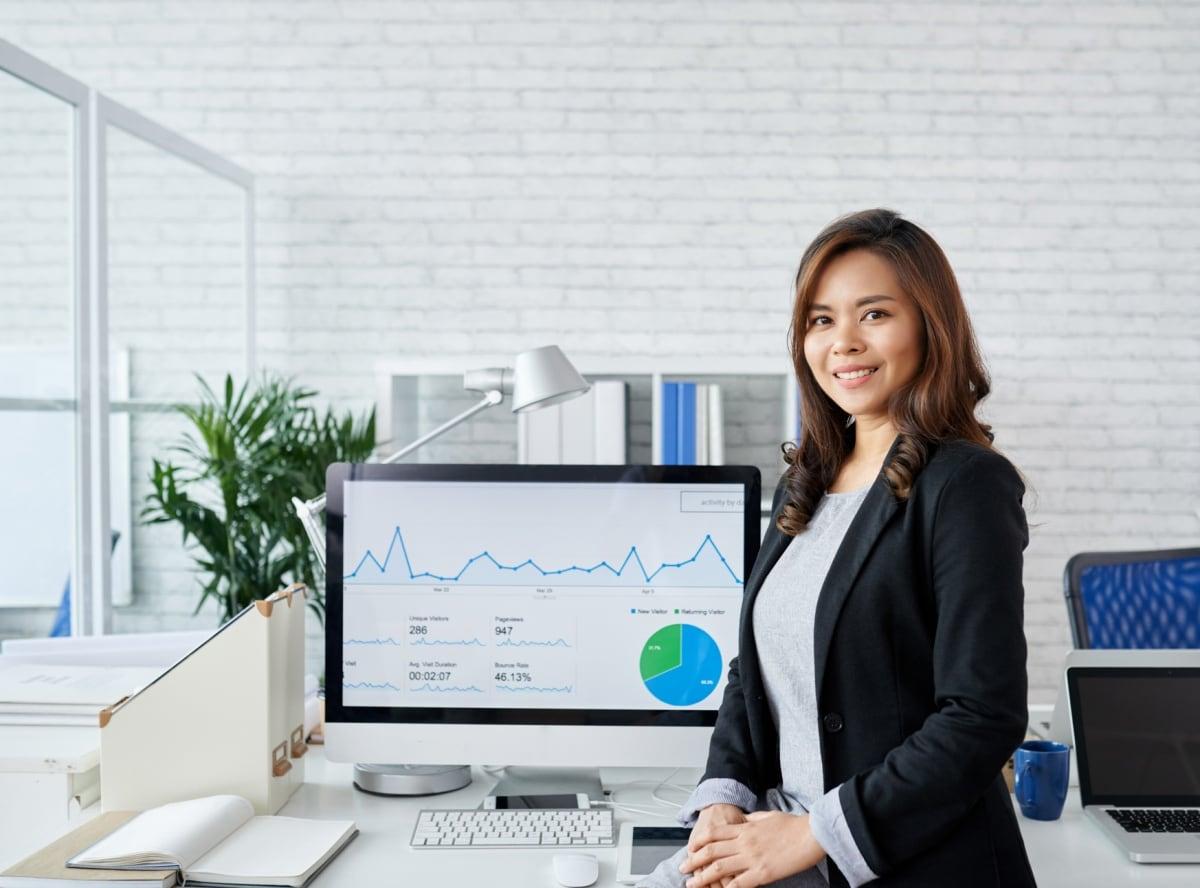Mizhelle, Digital Marketer from the Philippines