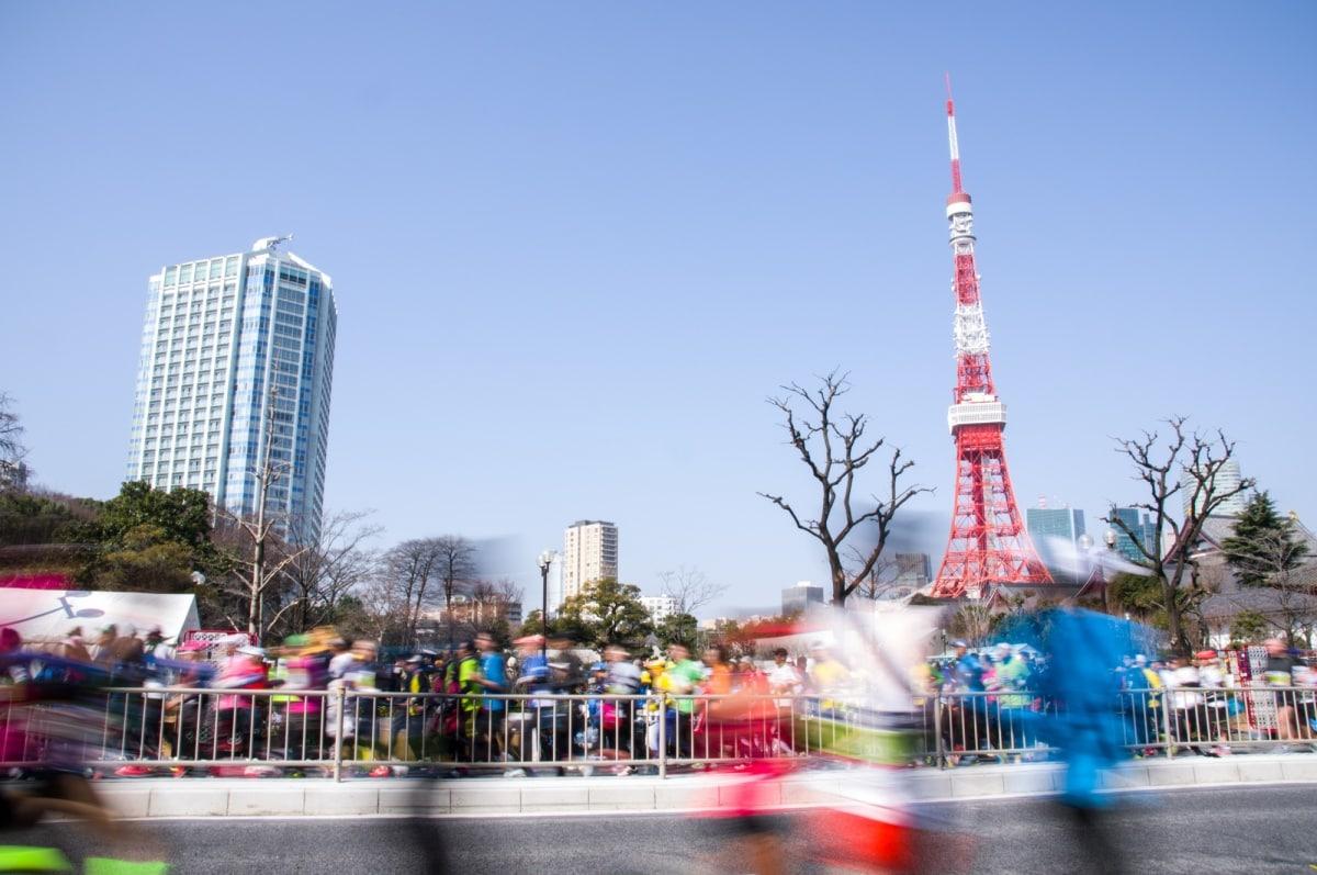 ขั้นตอนที่ 1 เริ่มสมัครได้ที่เว็บไซต์ของ Tokyo Marathon