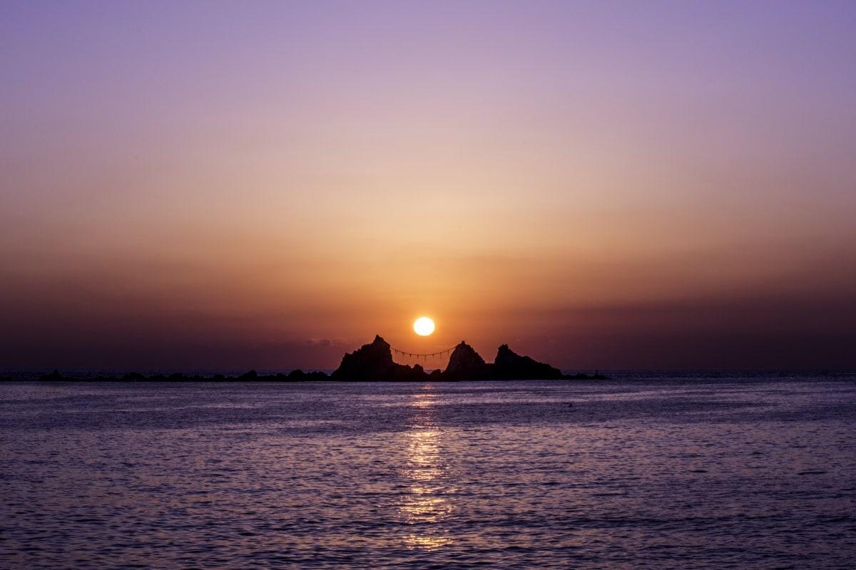 ชมพระอาทิตย์แรกของปี