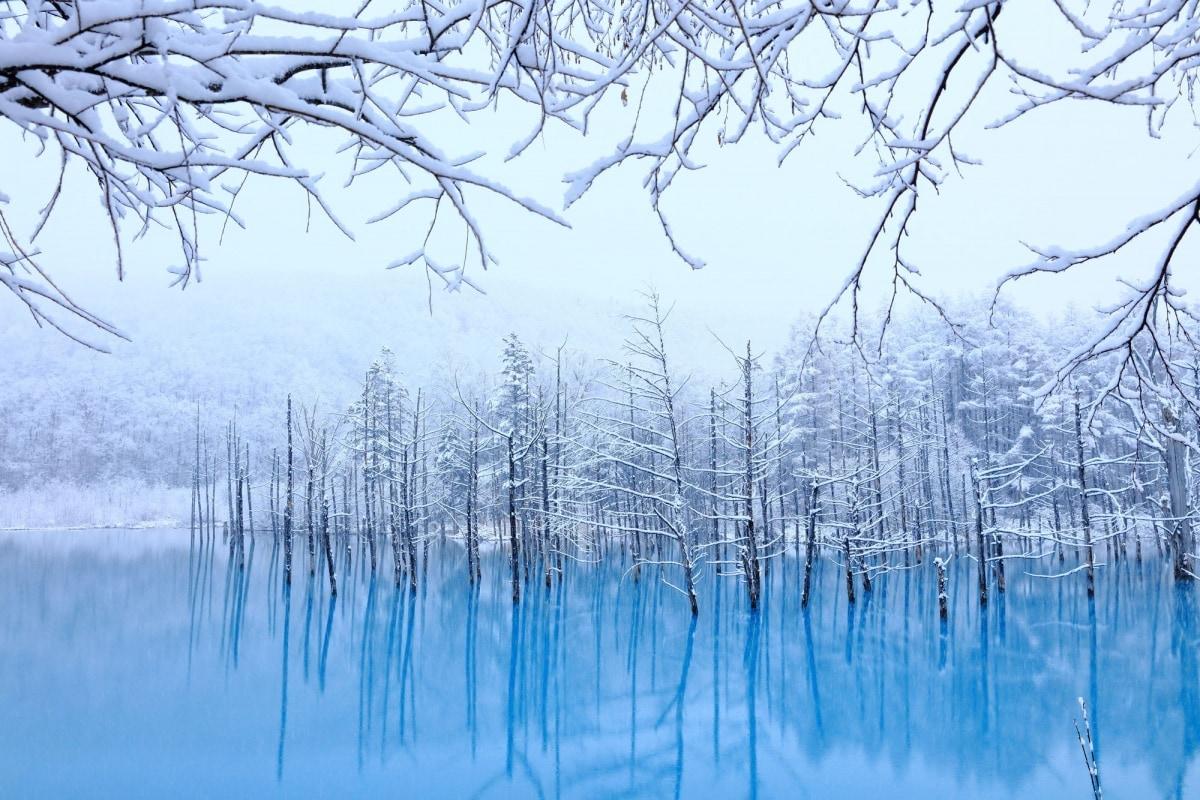 1 Blue Pond (Hokkaido)