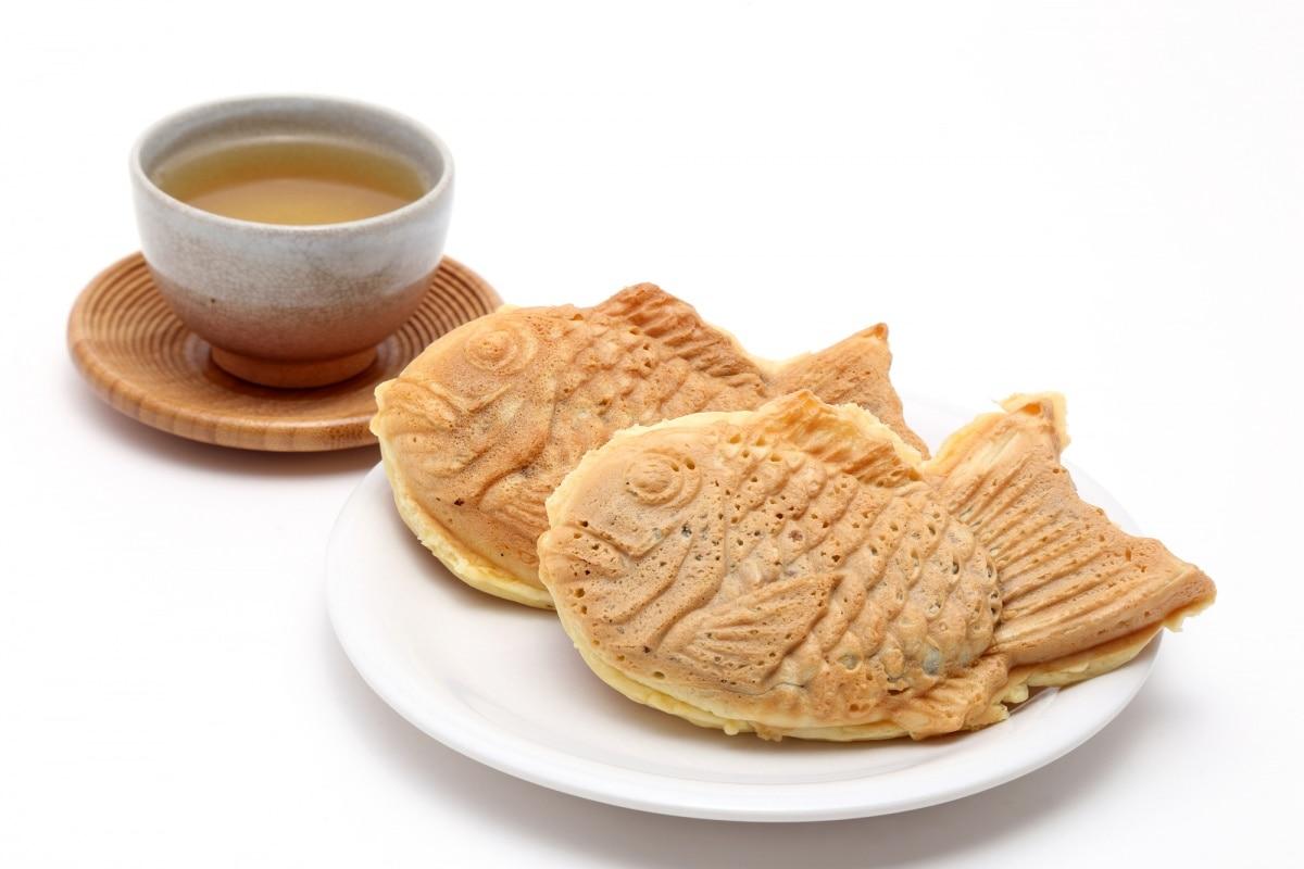 ไทยากิ (Taiyaki)