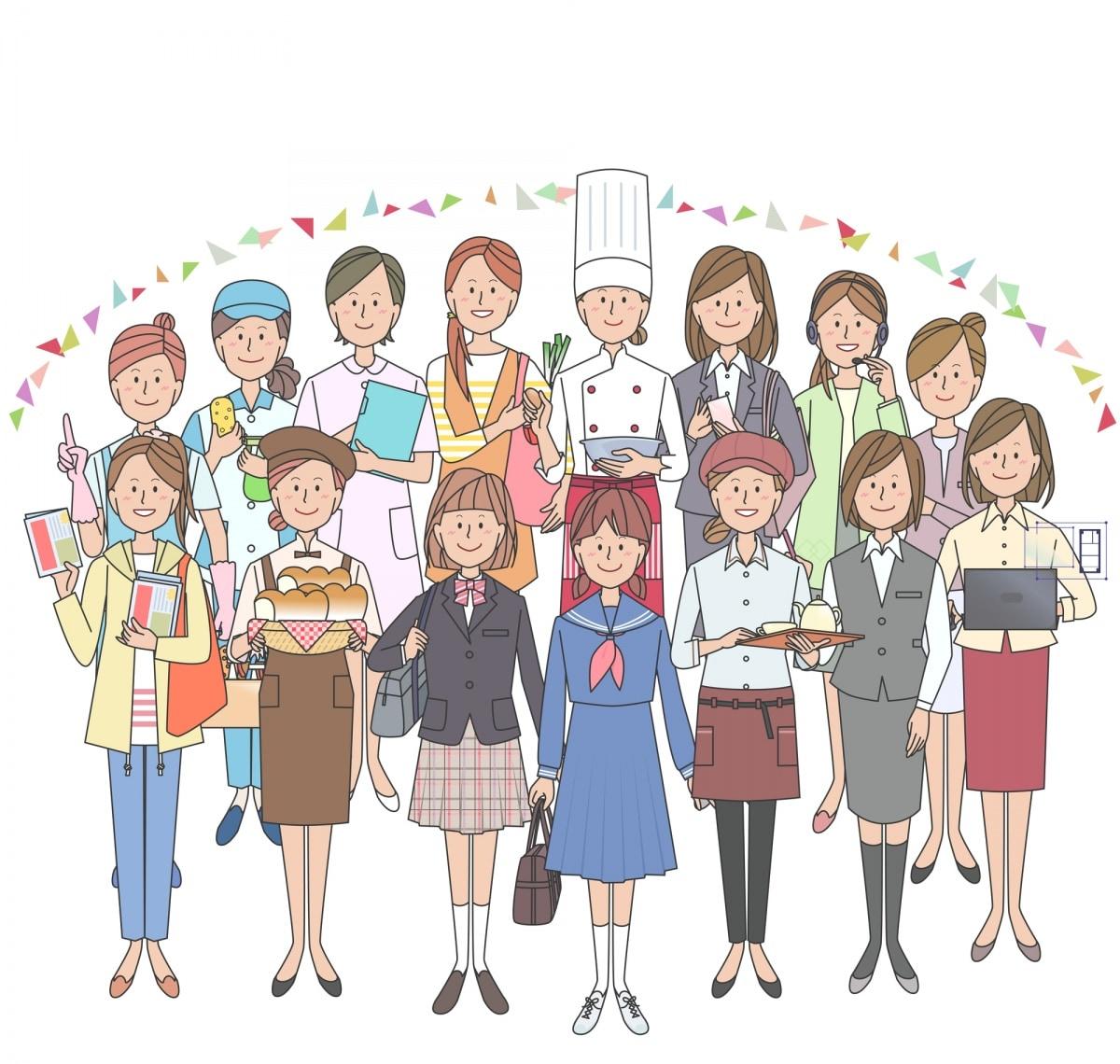 เงินเดือนเฉลี่ยแต่ละสายอาชีพในญี่ปุ่น