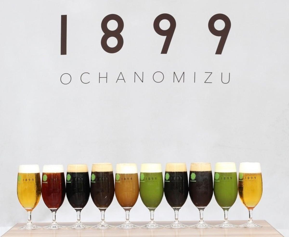 7. 1899 말차 맥주