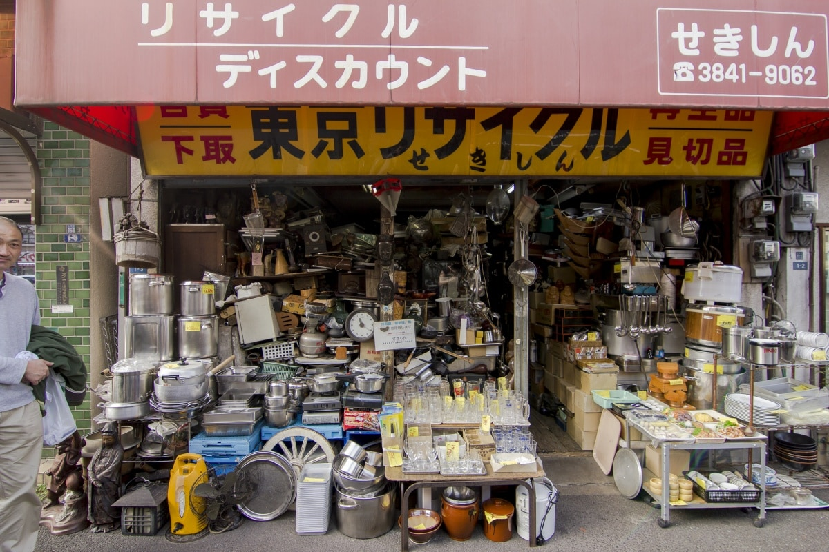 Talking Trash: How to Toss Your Garbage | All About Japan