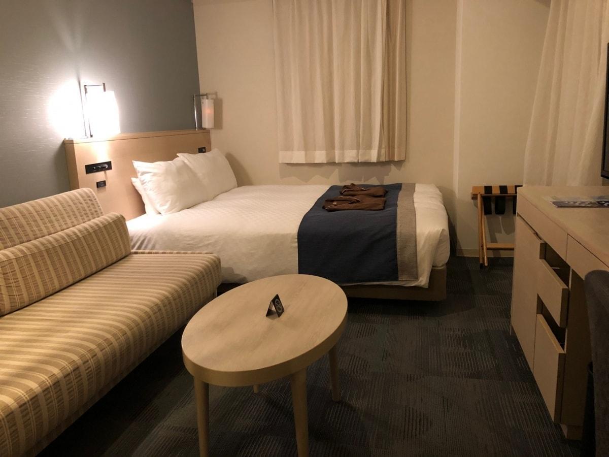 與釜石車站鄰接的舒適酒店|Hotel Folkloro Sanriku Kamaishi