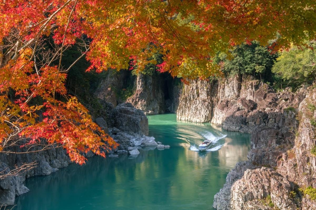 10. Dorokyo Gorge - Totsukawa