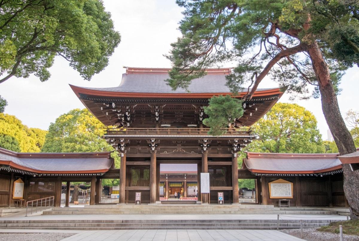10. Meiji Jingu Shrine
