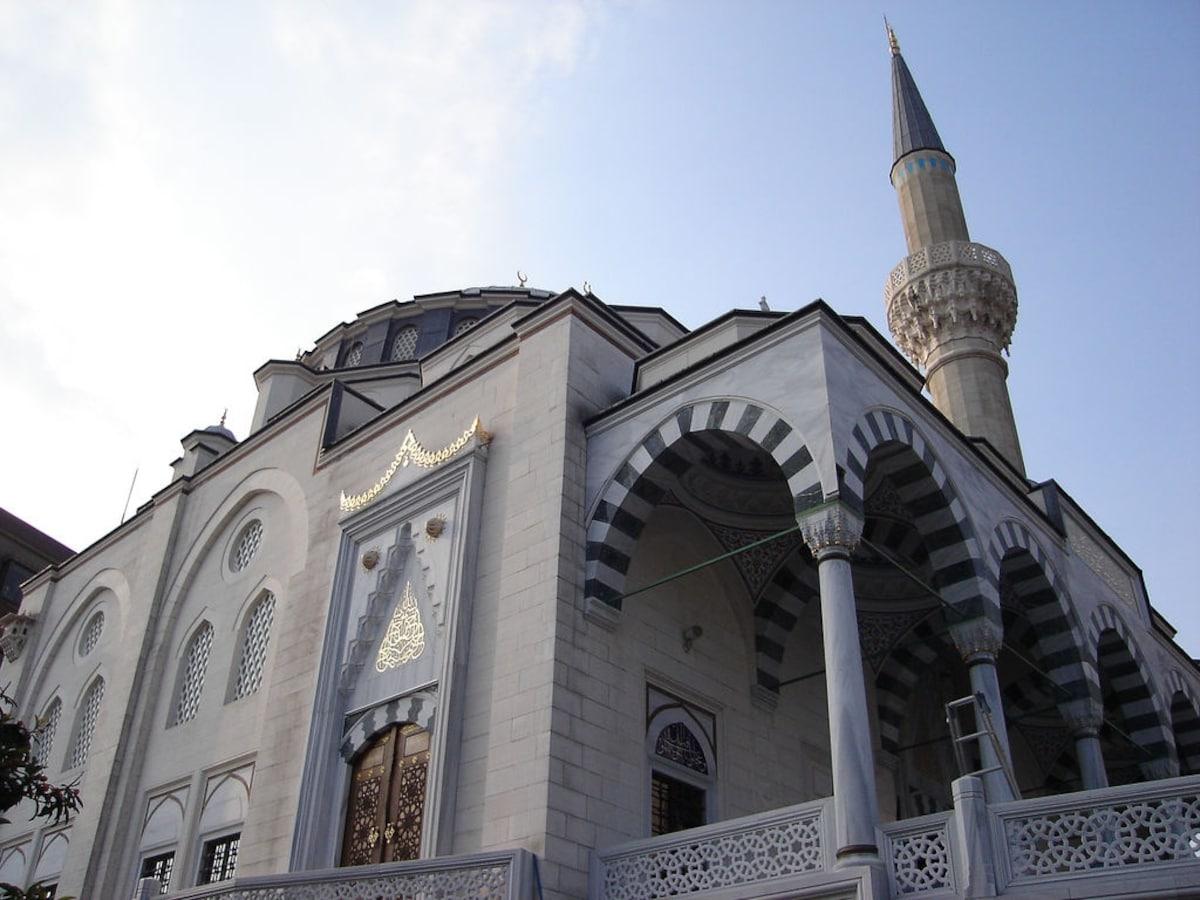 4 มัสยิดโตเกียว (Tokyo Camii & Turkish Culture Center)