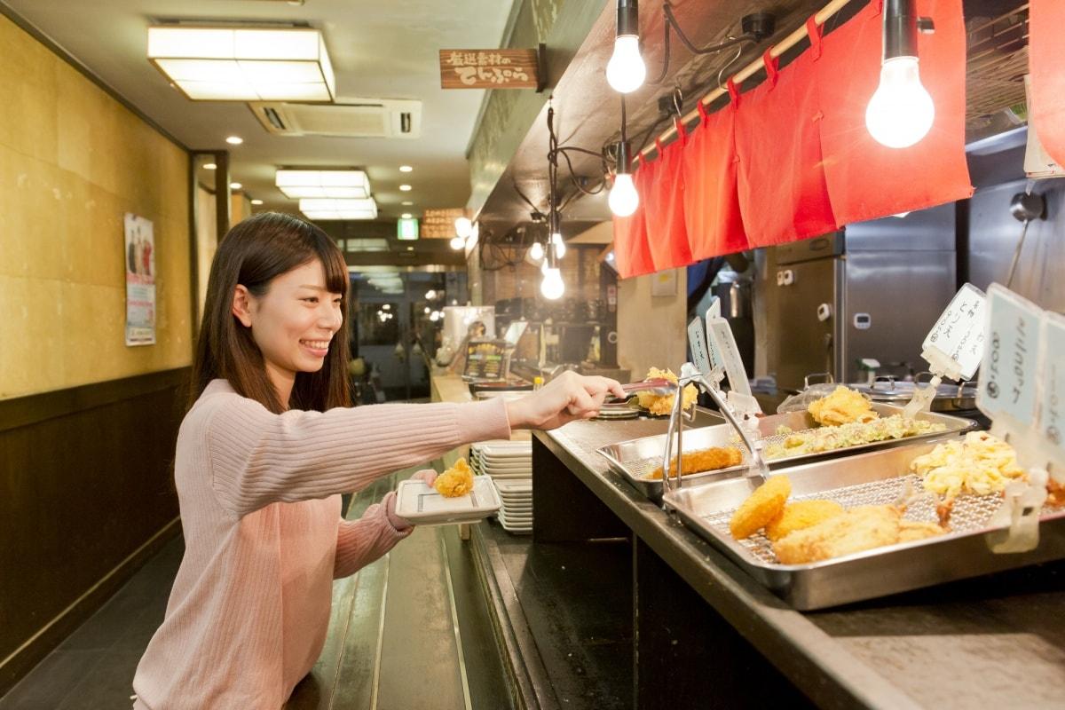 香川烏龍麵店的分類