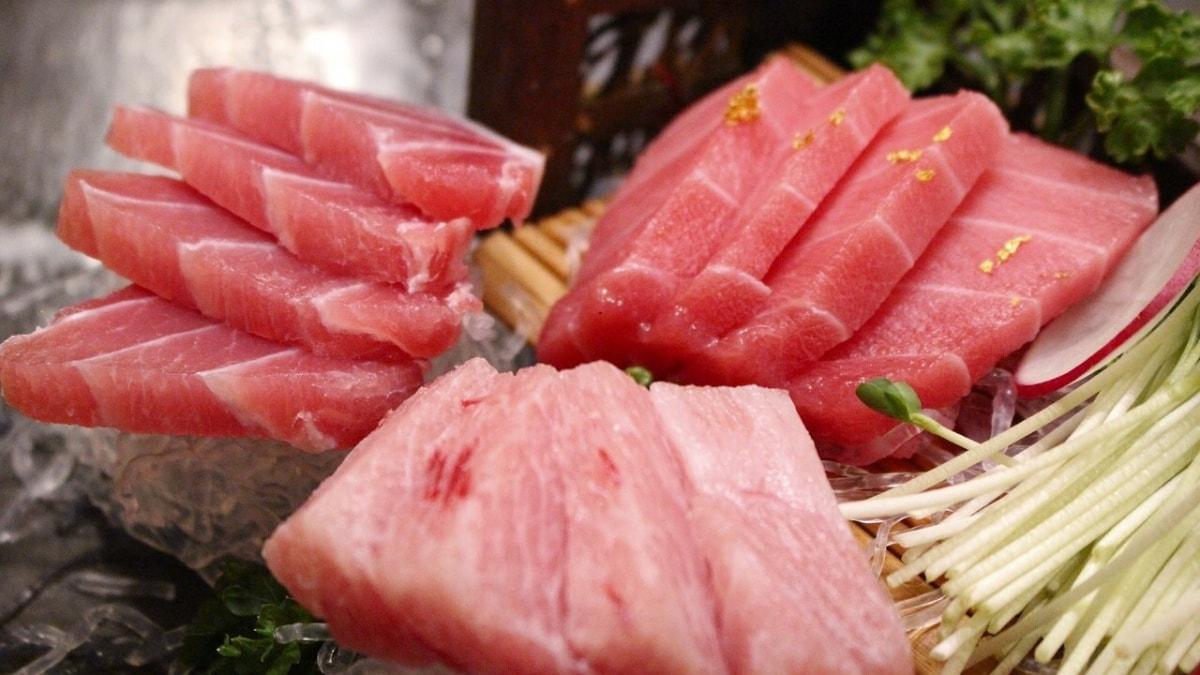 มากุโร่ นิยมทำซาชิมิ(ปลาดิบ)และซูชิ(ข้าวปั้นปลาดิบ)มากที่สุด