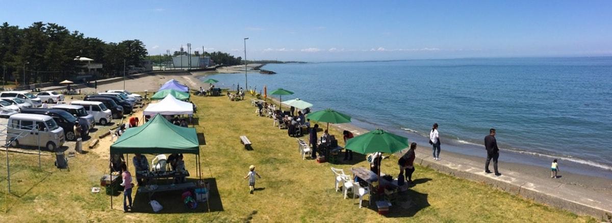 1 บาร์บีคิวริมชายหาด