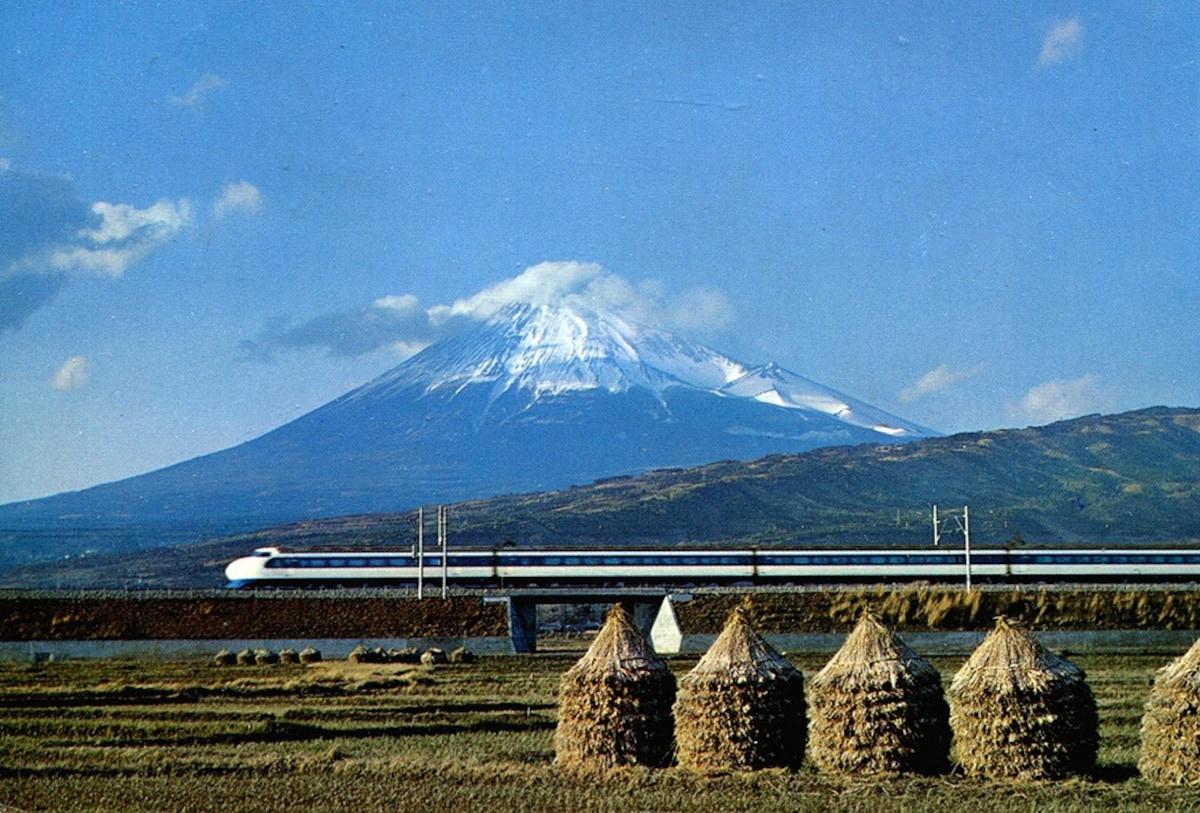 1 ภูเขาฟูจิ (Mount Fuji)