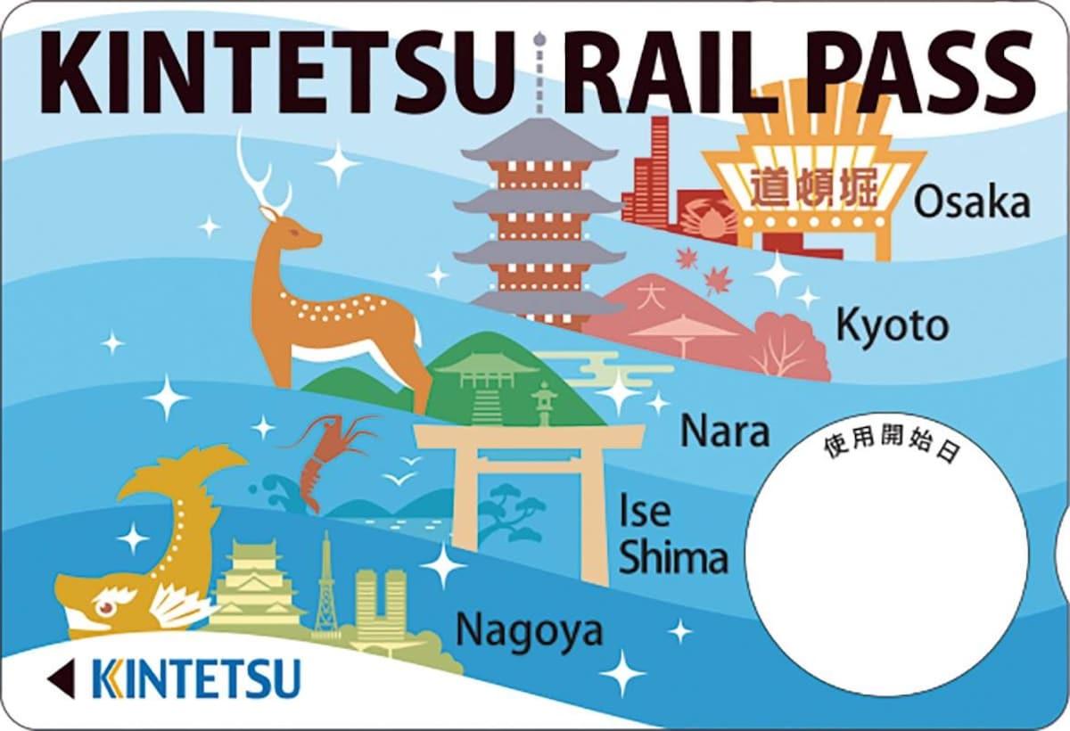 外國遊客限定的近鐵周遊票券