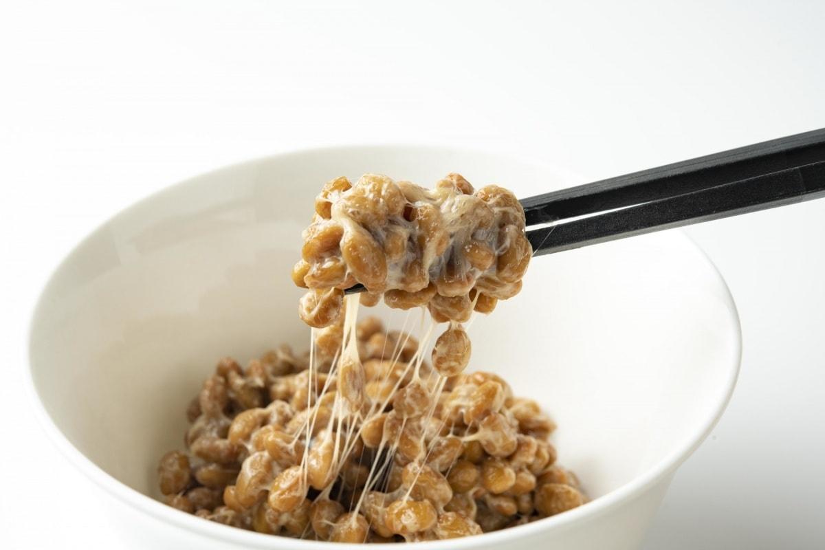 นัตโต (Nattou) 納豆 (なっとう)