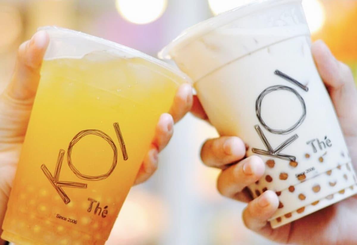 連日本人搶著排隊!50嵐的海外品牌「KOI The」