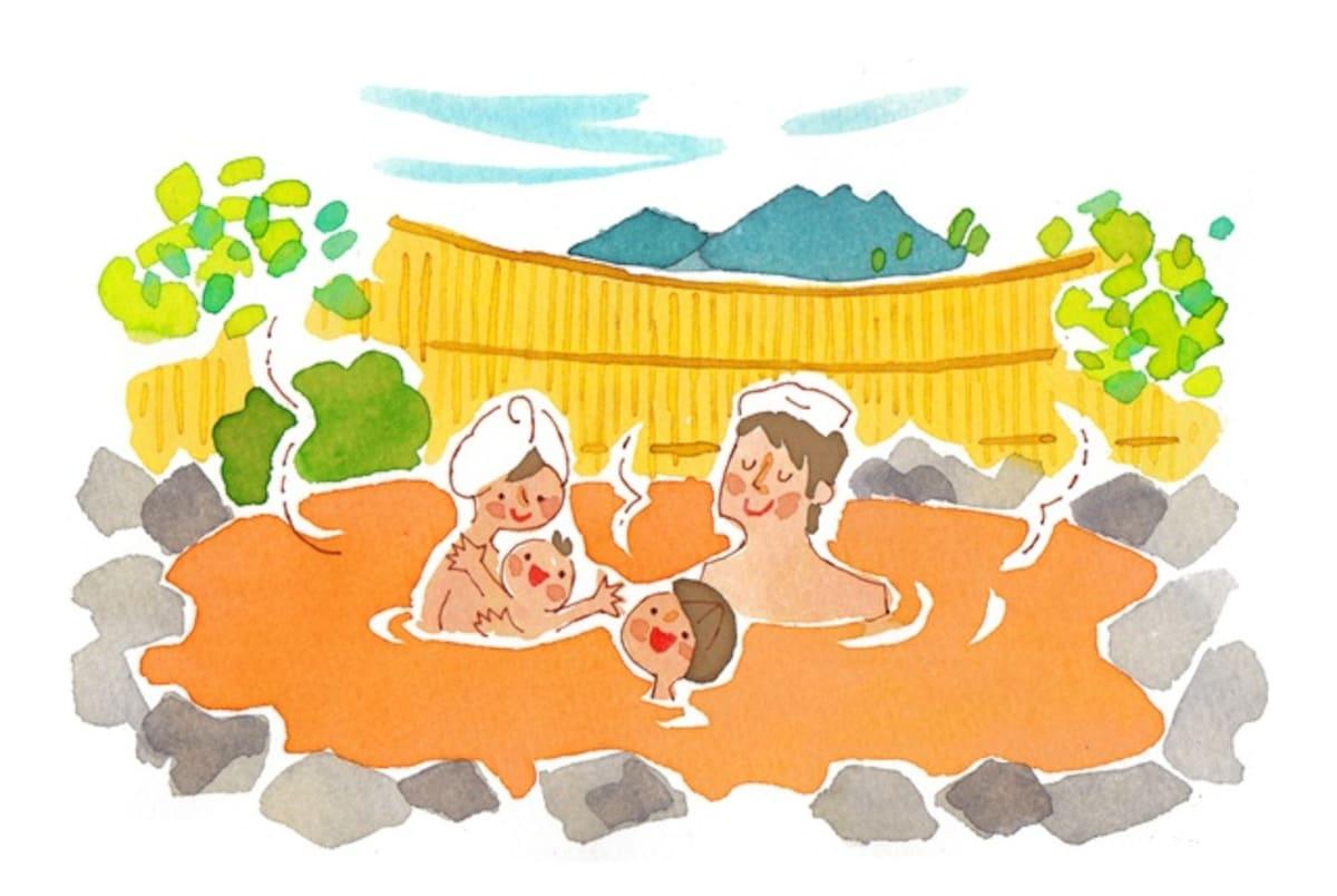 一・寶寶幾歲才可以泡溫泉?