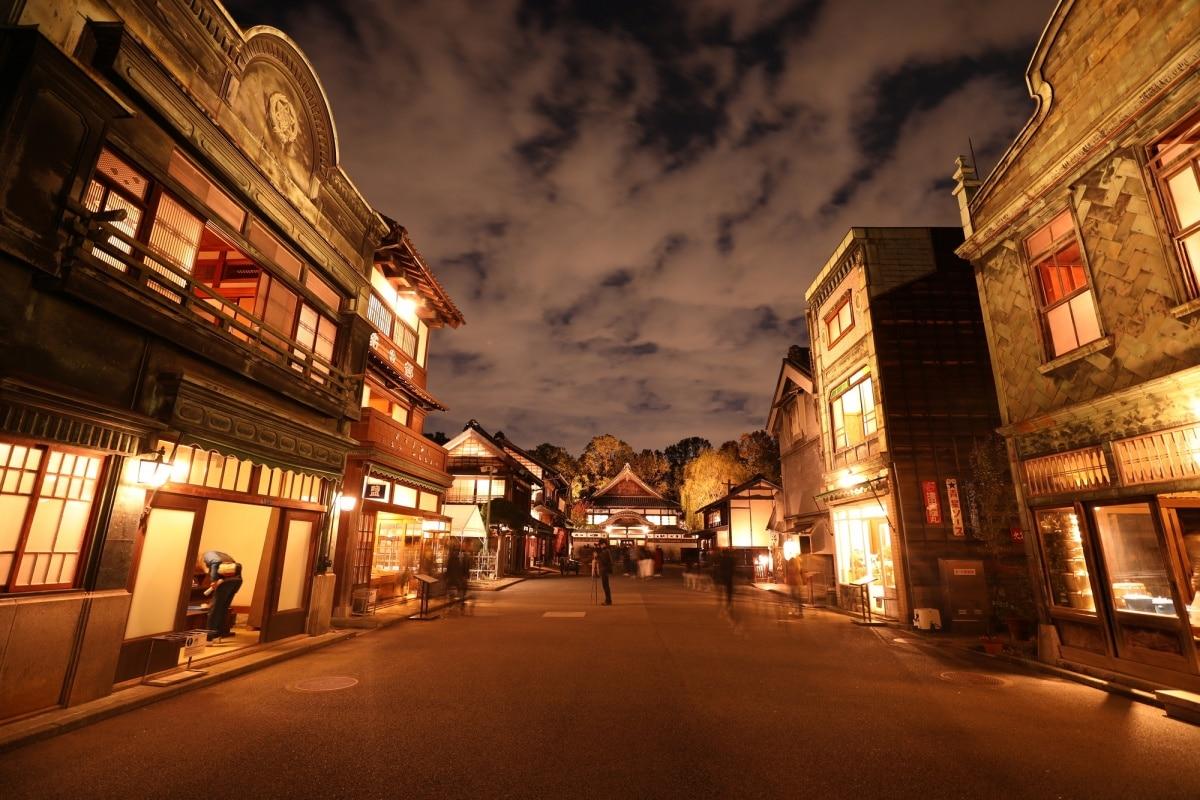 6. พิพิธภัณฑ์สถาปัตยกรรมกลางแจ้ง เอโดะ-โตเกียว (Edo-Tokyo Open Air Architectural Museum)