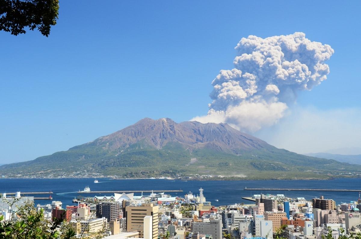 1 จังหวัดคาโกชิมะ (Kagoshima)