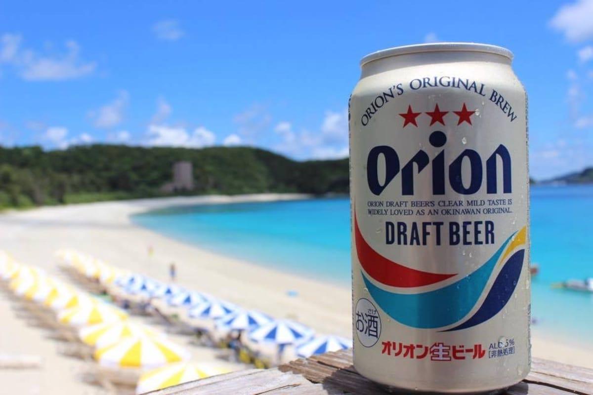 微甜微苦的清爽系ORION (オリオンドラフト)