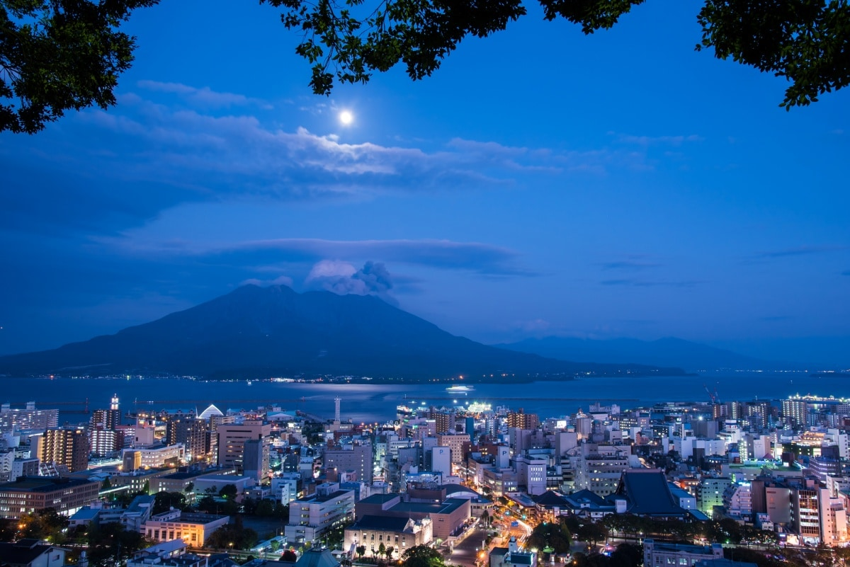 Explore the Mighty Sakurajima
