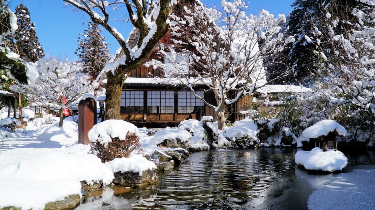 【岐阜】日本三大名泉之一的「下呂溫泉」