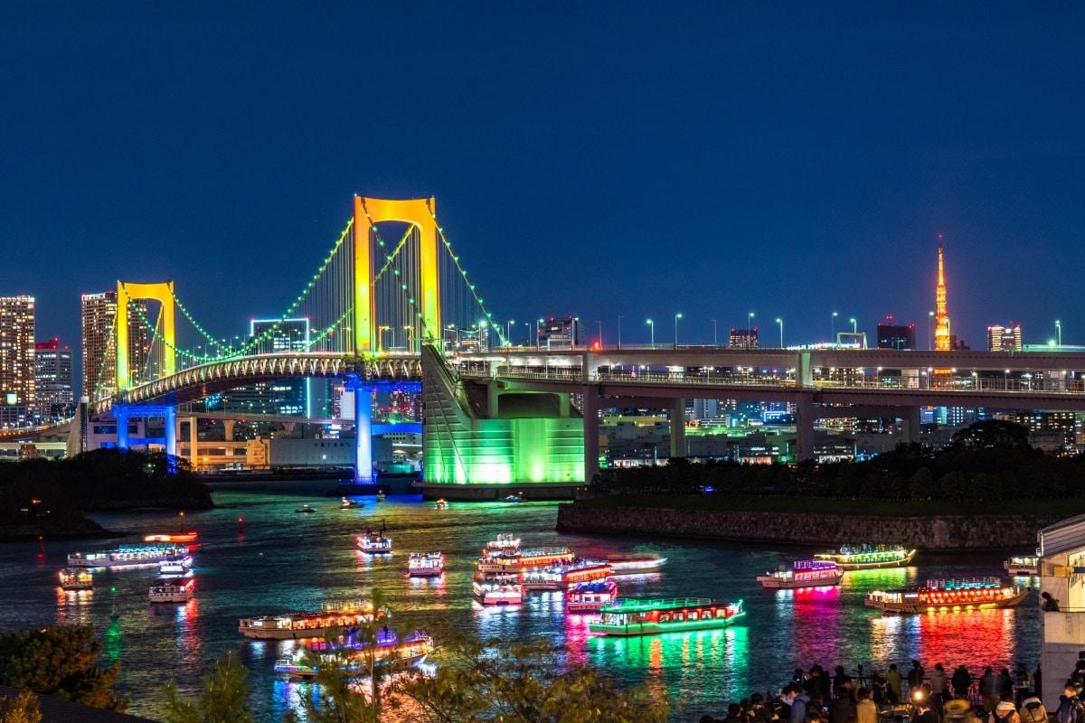 1.โอไดบะ (Tokyo)