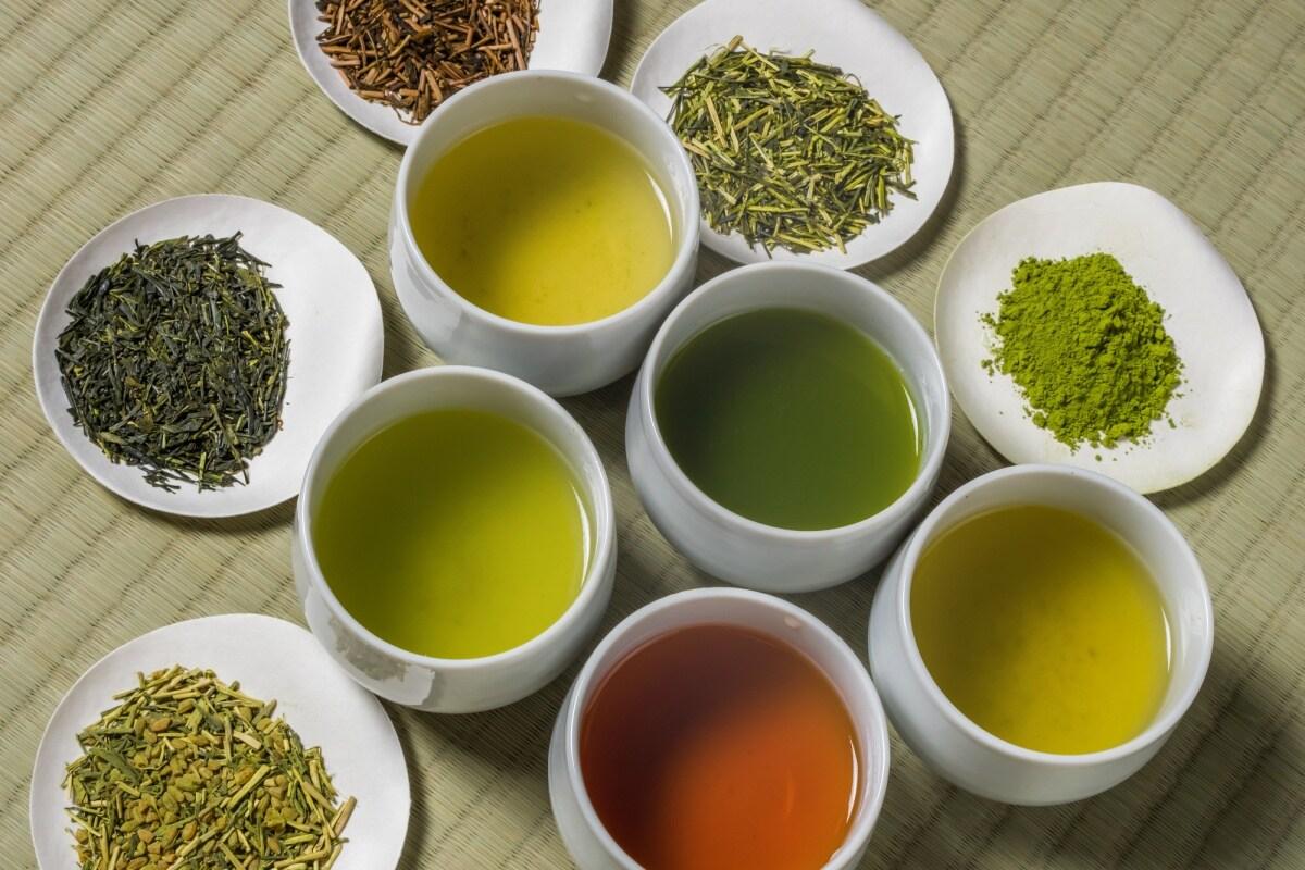 6 ชาเขียว (Shizuoka)