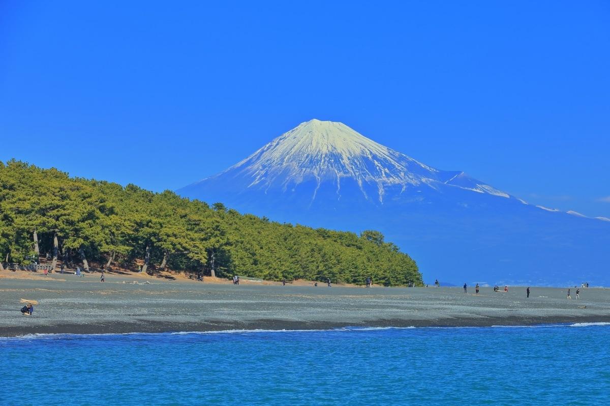 1 หาดมิโฮะ โนะ มัตสึบาระ (Miho no Matsubara)