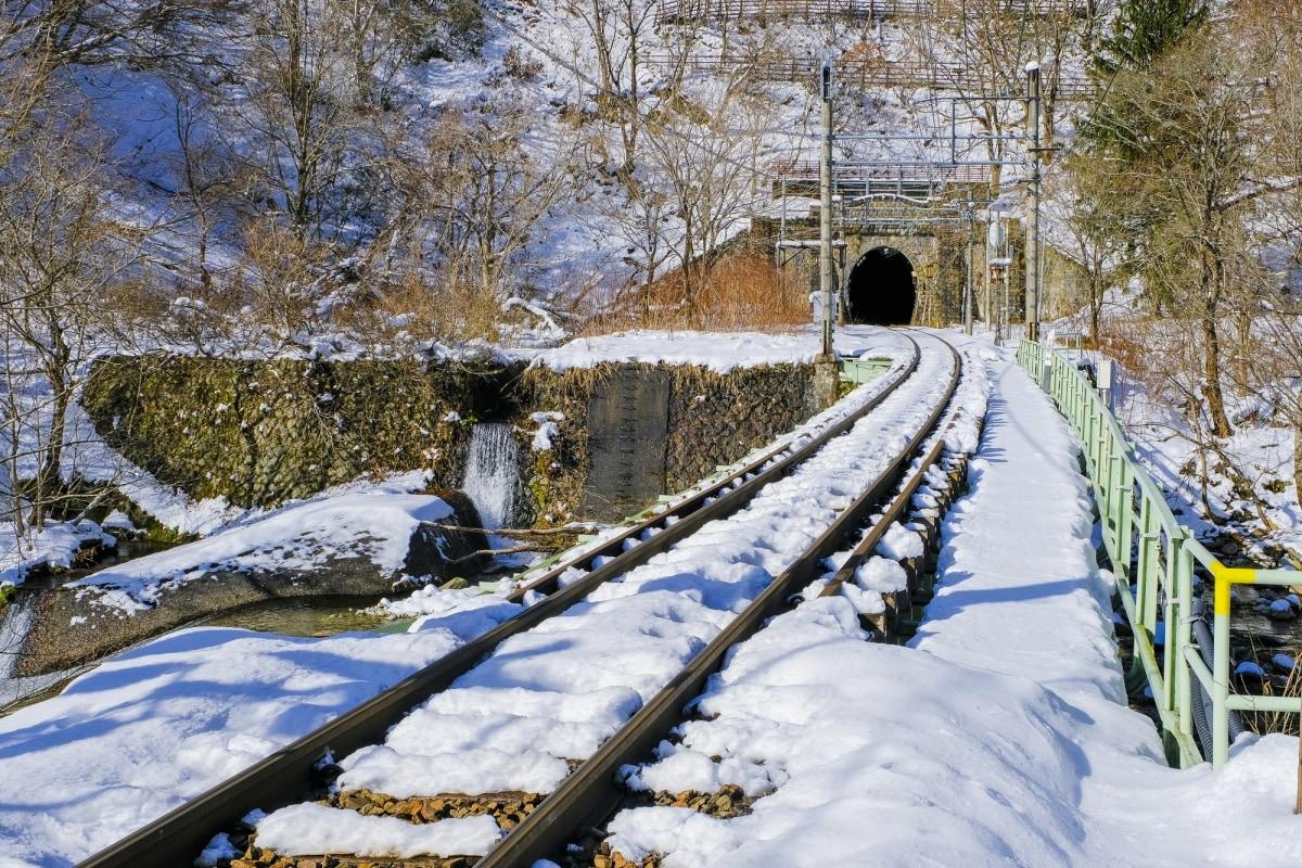 上越線清水隧道(JR上越線清水トンネル)