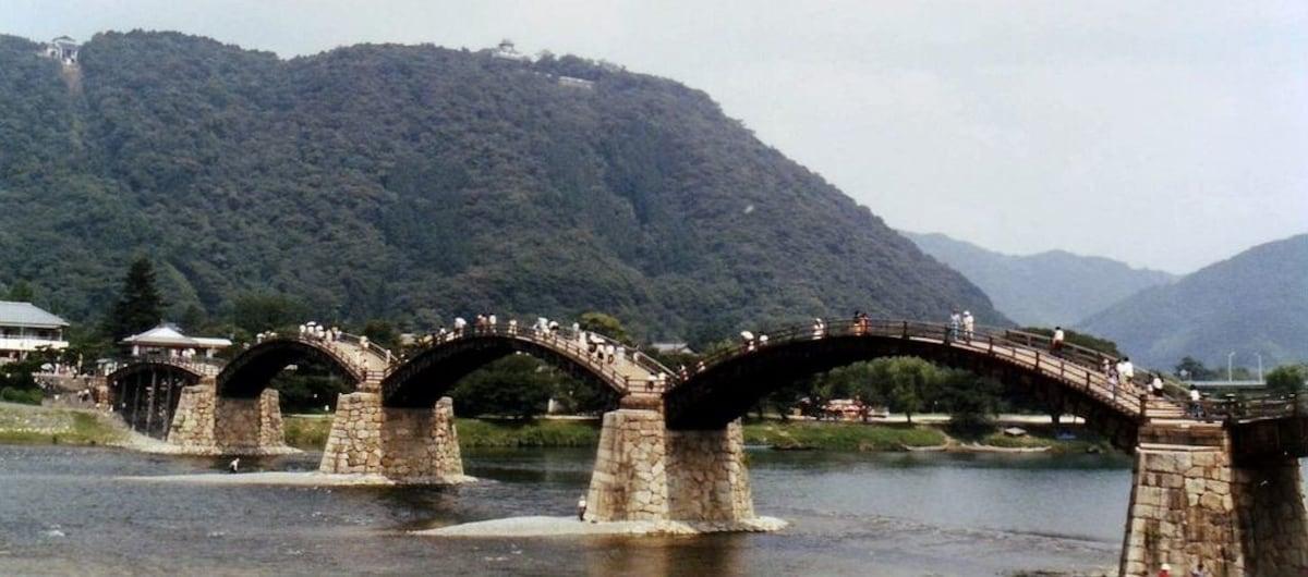 10. Kintai Bridge