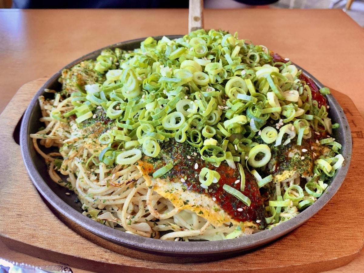 源於吳軍港的惹味廣島燒,演變自昭和時代「一錢西餐」