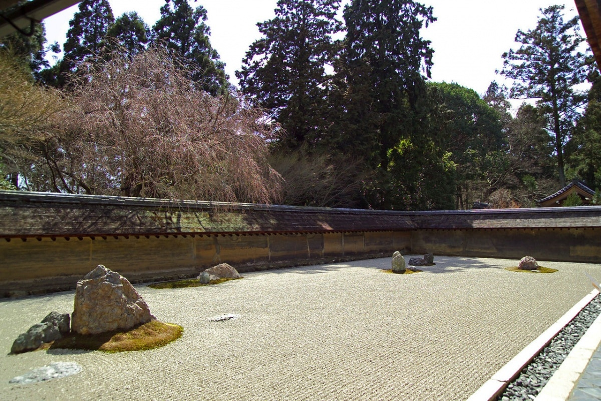 5. Ryoan-ji Temple