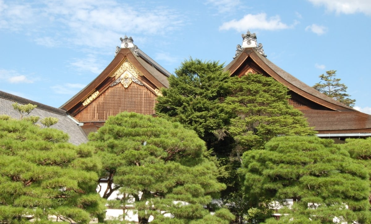 5. Kyoto Imperial Palace