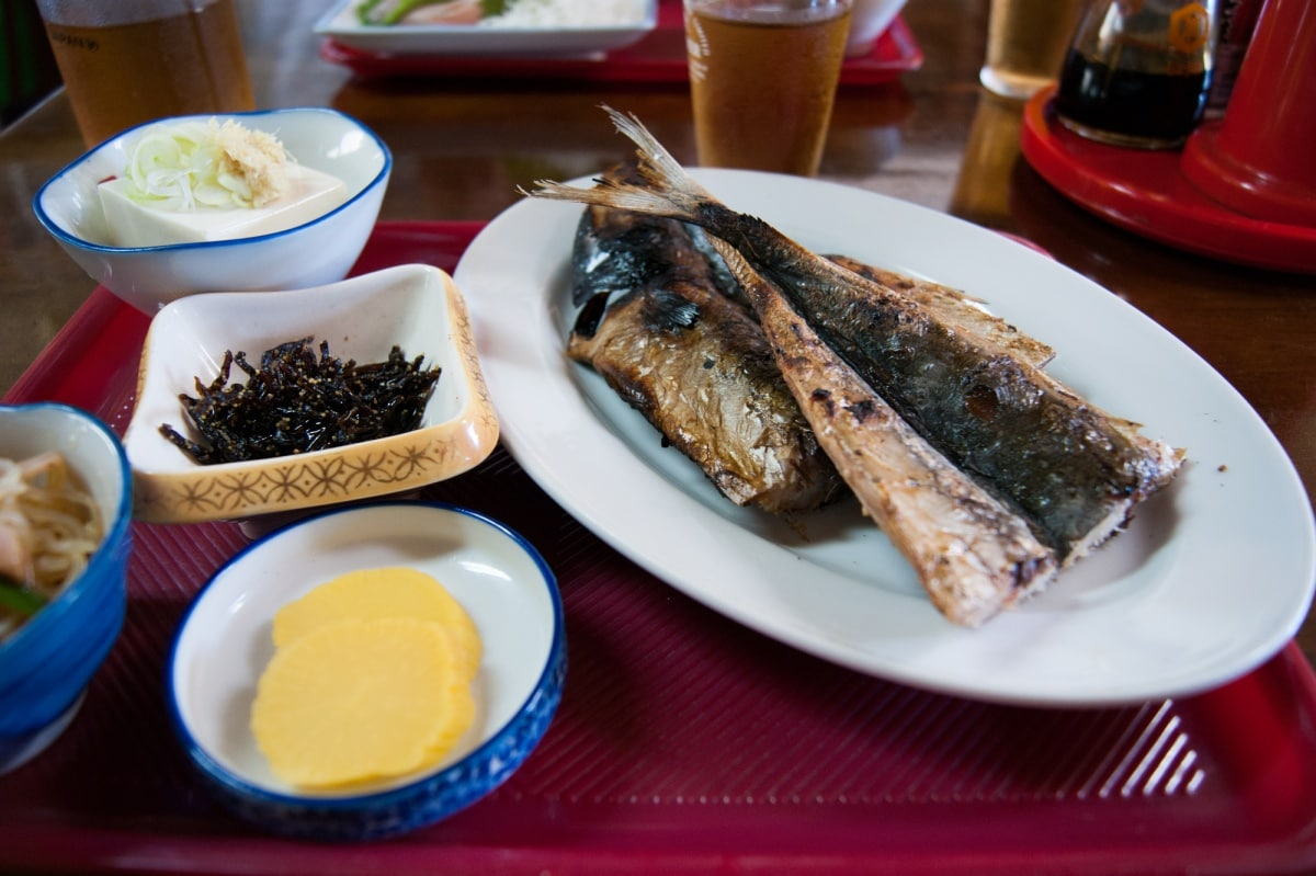 Kusaya: Fermented Fish from Nijima Island