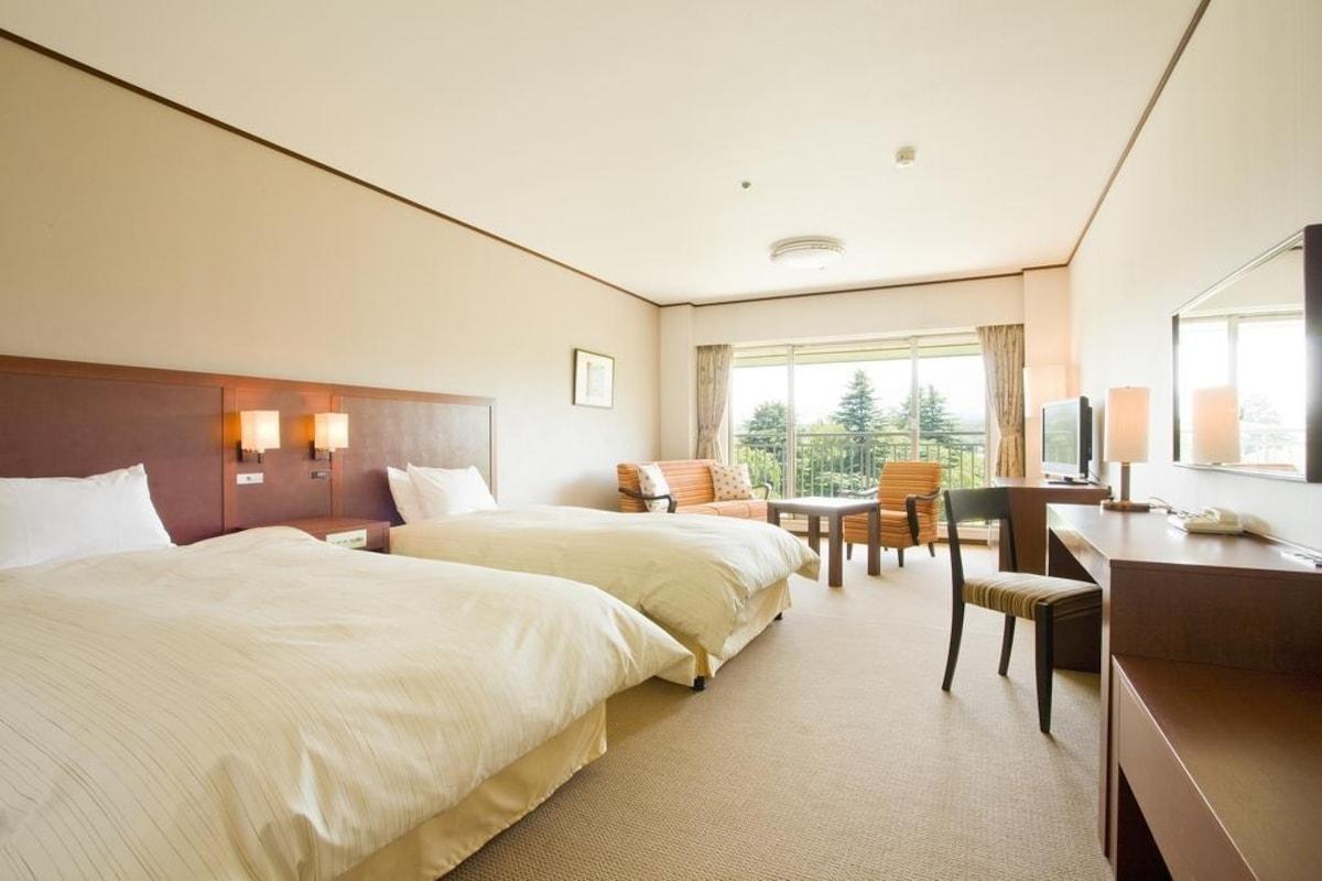 1. Fuji View Hotel