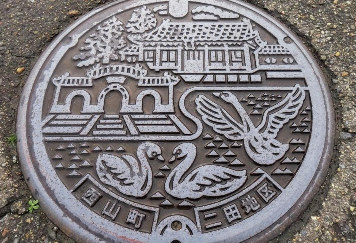 日本井盖发展史