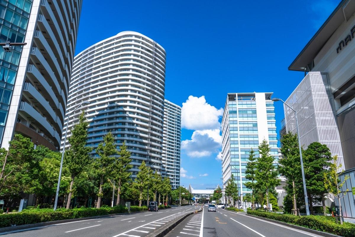 1. เมืองโยโกฮาม่า จังหวัดคานากาวะ (Yokohama, Kanagawa)